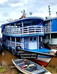 Barco a vista ou parcelado