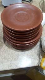 pratos de sobremesas