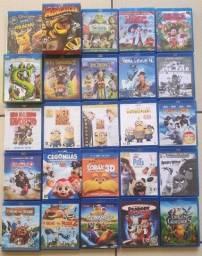 Título do anúncio: Filmes Blu-ray Originais em Ótimo Estado