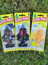 Lançamento novos aromas little trees