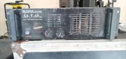 Amplificador cygnus sa5 todo original