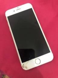 Título do anúncio: IPhone 6S Rose