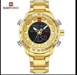Relógios Naviforce 9093 Originais Aceito Cartão!
