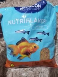 Pacote de Ração nutriflakes...(quase cheio)