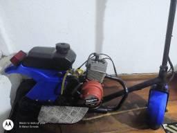 Título do anúncio: Patinete motorizado walkimachine