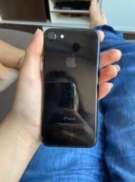Título do anúncio: iPhone 7 256GB saúde da bateria 72%