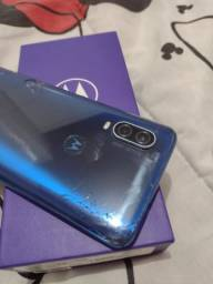 Título do anúncio: Motorola One vision câmera 48mp