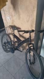 Bicicleta aro 26raios inox toda revisada