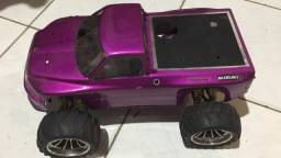 Automodelo Eldorada Himoto 1/10 Nitro c/ Roto Start Completa