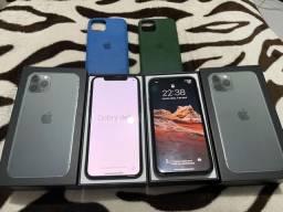 IPhone 11 Pro verde meia noite 64GB
