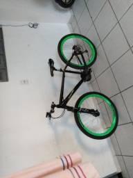 Título do anúncio: Bike Toda Semi nova Toda Montada Por Mim