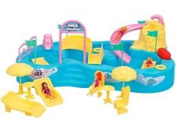Título do anúncio: Parque aquático com bonecos e acessórios Homeplay