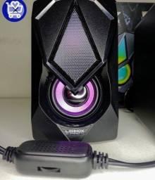 Título do anúncio: Caixa de Som para PC - Fazemos Entrega