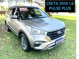 Título do anúncio: CRETA PULSE PLUS 2019 23 MIL KM
