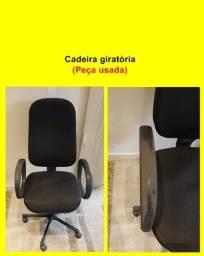Título do anúncio: Cadeira giratória do Chefe