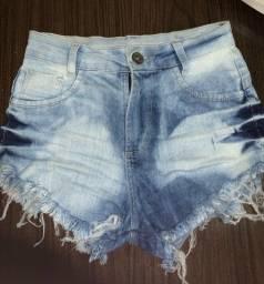 Título do anúncio: Short jeans nº36