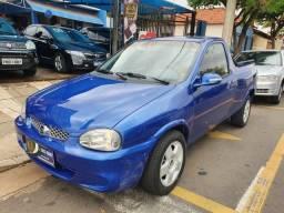 Título do anúncio: Chevrolet corsa pick-up 2001 1.6 mpfi gl cs pick-up 8v gasolina 2p manual