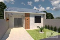 Título do anúncio: Casa com 2 dormitórios à venda, 55 m² por R$ 160.000,00 - Jardim Nações - Paiçandu/PR