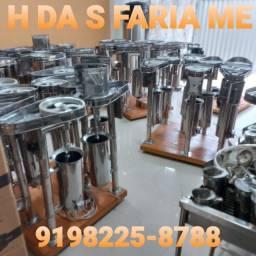 Fabrica de maquinas para açaí distribuidor atacadista