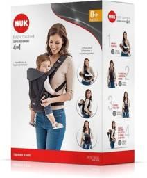 Título do anúncio: Baby Carrier Supreme Comfort 4 em 1 - NUK, Preto
