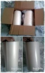 Bopp Brilho e Fosco Maspax A4 23cm x 350m