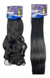 Título do anúncio: Mega hair orgânico tic tac