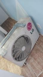 Título do anúncio: Ar condicionado LG precisa de manutenção