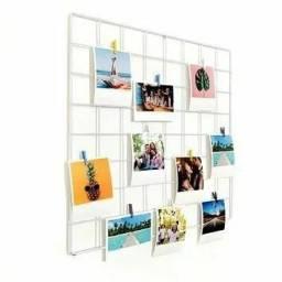 Título do anúncio: Memory Board Mural de Fotos + Brindes