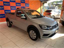 Título do anúncio: Volkswagen Saveiro 2020 1.6 msi trendline cs 8v flex 2p manual