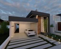 Título do anúncio: Casa - Monte Carlo - 3 suítes - 150m² - 2vgs