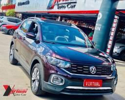 Título do anúncio: VW - VOLKSWAGEN T-Cross Highline 1.4 TSI Flex 16V 5p Aut