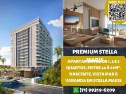 Título do anúncio: Premium Stella Mares, 3 quartos, suíte, varanda em 81m² com 2 vagas na garagem