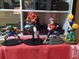 Título do anúncio: action figures dragon ball z !!! p4 a partir