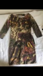 Vestido colante