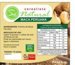 Título do anúncio: Maca peruana