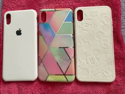 Cases novas iPhone XS Max