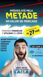 Título do anúncio: Casa em São Sebastião do Caí com 2 dormitórios e garagem