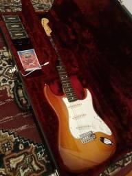 Título do anúncio: Guitarra Stratocaster Luthier