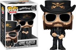 Pop Funko Lemmy Killmister Motorhead - Entrega Gratis!