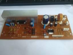 Placa Amplificadora Teclado Yamaha Psr S500 S550b Amcom Am