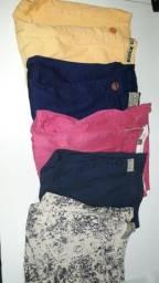 Título do anúncio: Bermudas - Jeans - Cargo - Venda - Bazar