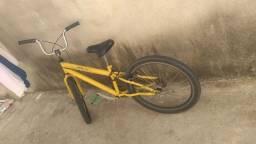 Vendo bicicleta usada e barato 250 $$