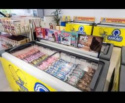 Kascão sorvete