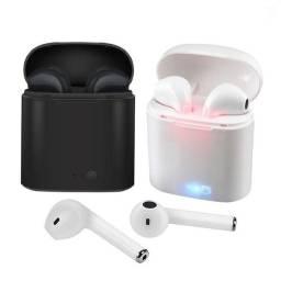 Título do anúncio: Fones de ouvido bluetooth.,microfone e base cacarregador para ios e android