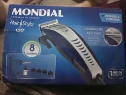 Título do anúncio: Máquina de cortar Cabelo na Caixa