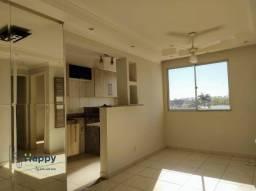 Título do anúncio: Apartamento com 2 dormitórios à venda, 49 m² por R$ 300.000,00 - Residencial Spazio Ponte