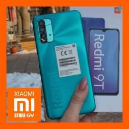 Lançamento - Xiaomi Redmi 9T 128GB - Até 12 x no Cartão