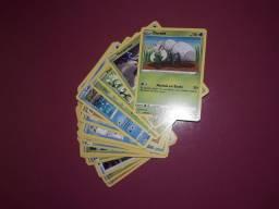 Título do anúncio: Cartas Pokémon