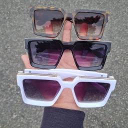 Título do anúncio: Óculos de Sol Louis Vuitton Millionare- Proteção uv.