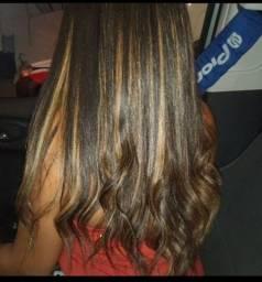Título do anúncio: Mega hair tela